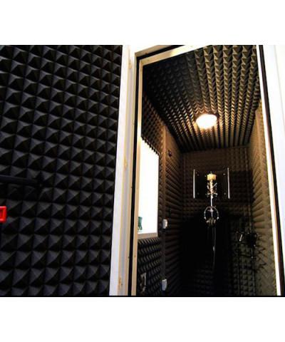 Fonoassorbenti studio registrazione
