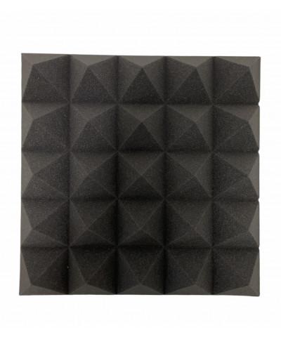 Pannello piramidale, accessorio fonoassorbente