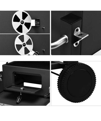 accessori griglia a carbonella